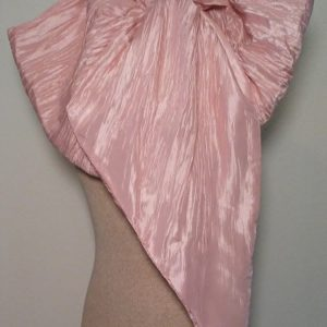 Grand FCN - Pink Crushed Taffeta