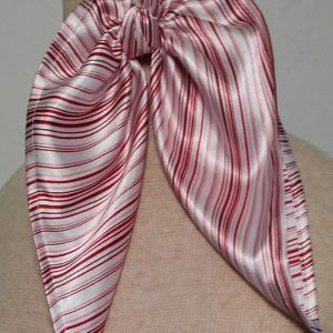 Traditional Neckerchief - Peppermint 1